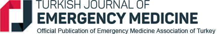 Turkish Journal of Emergency Medicine